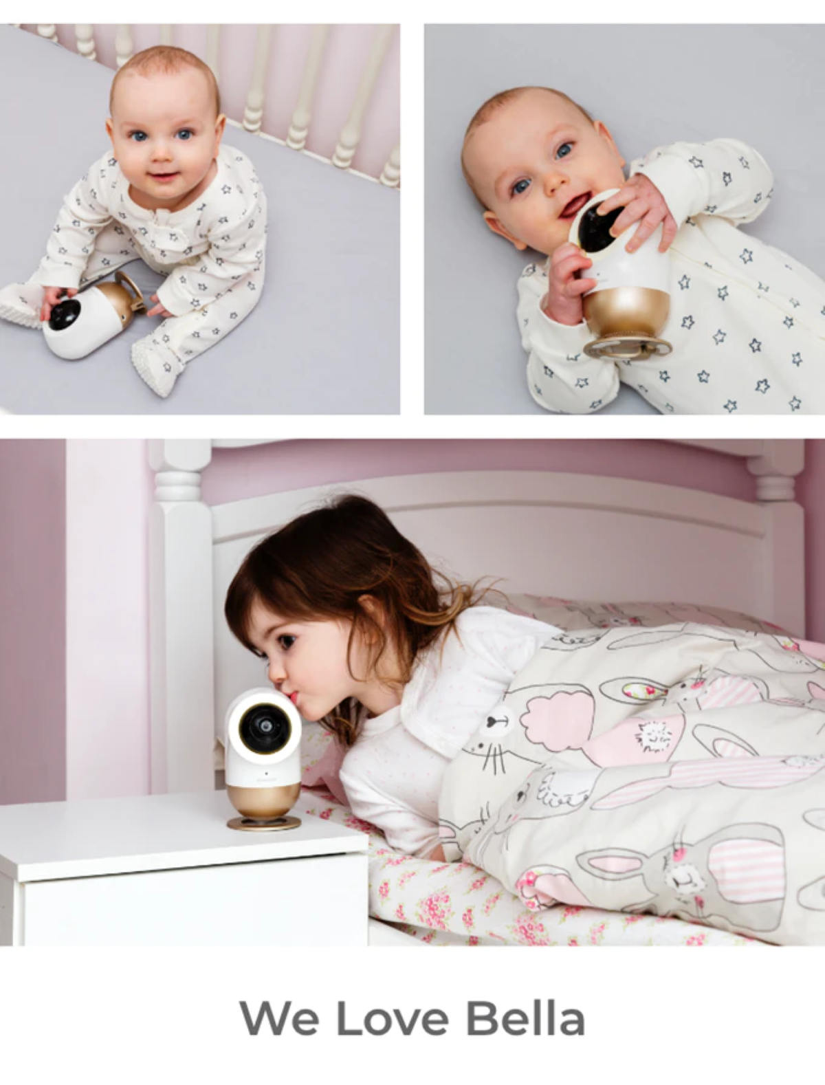 Bella Baby Monitor