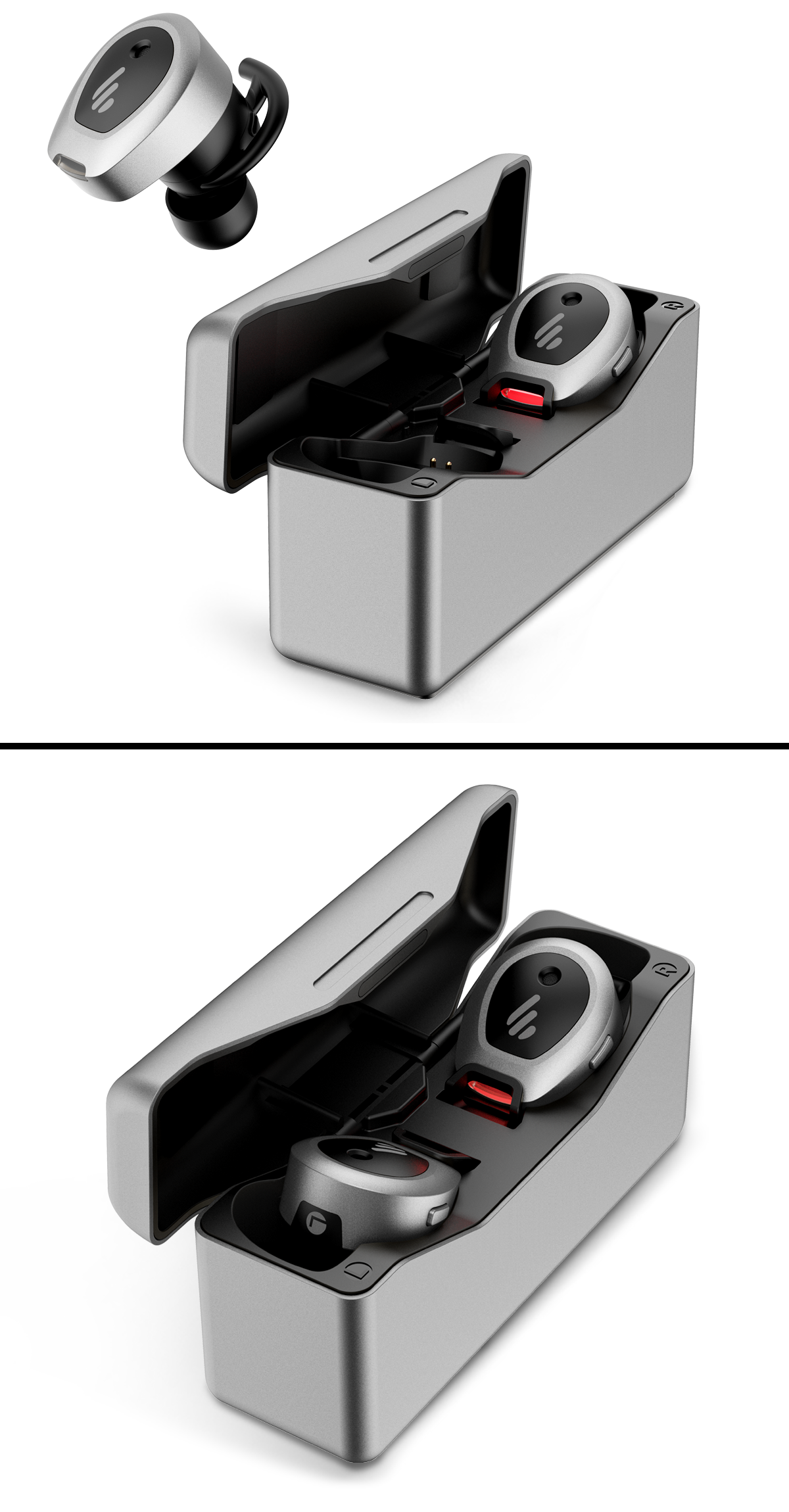 Carrying/Wireless Charging Case