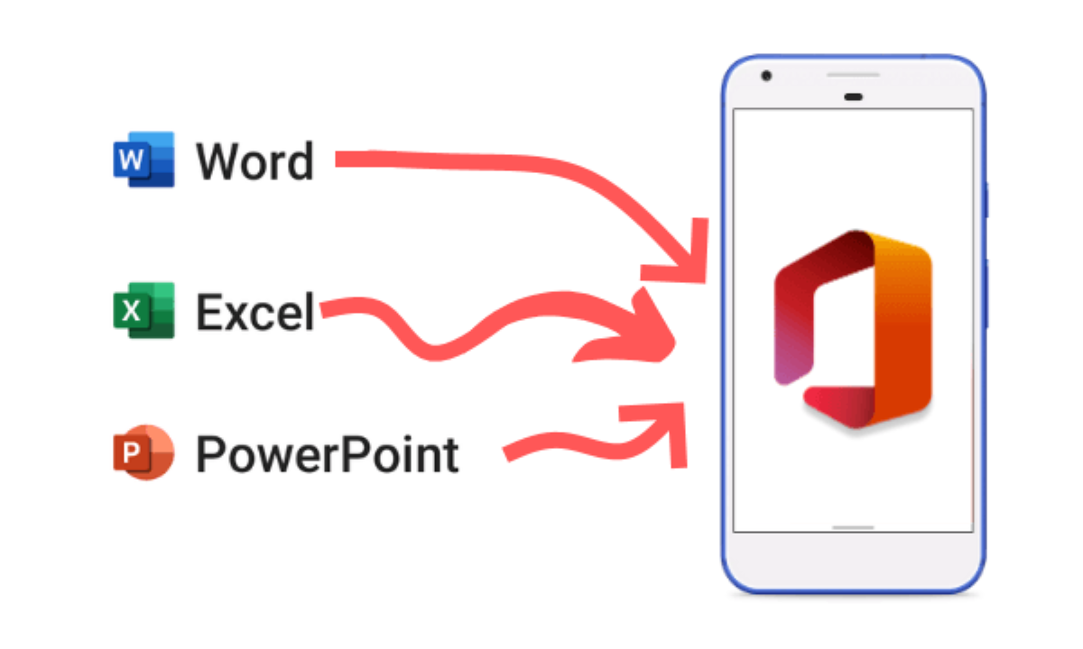 The brand-new and unified Microsoft Office Mobile App