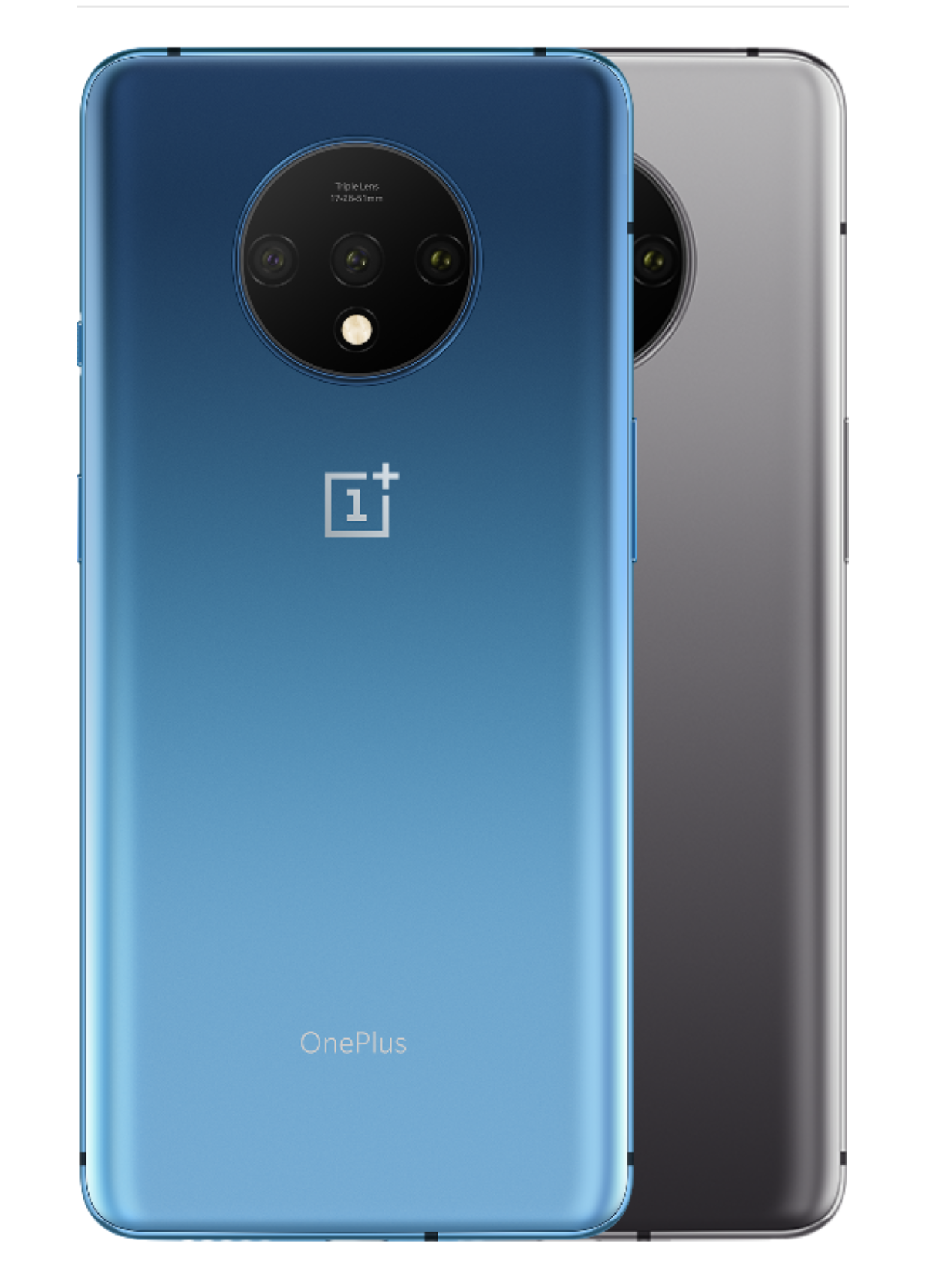 OnePlus 7T - 2 Different Color Models