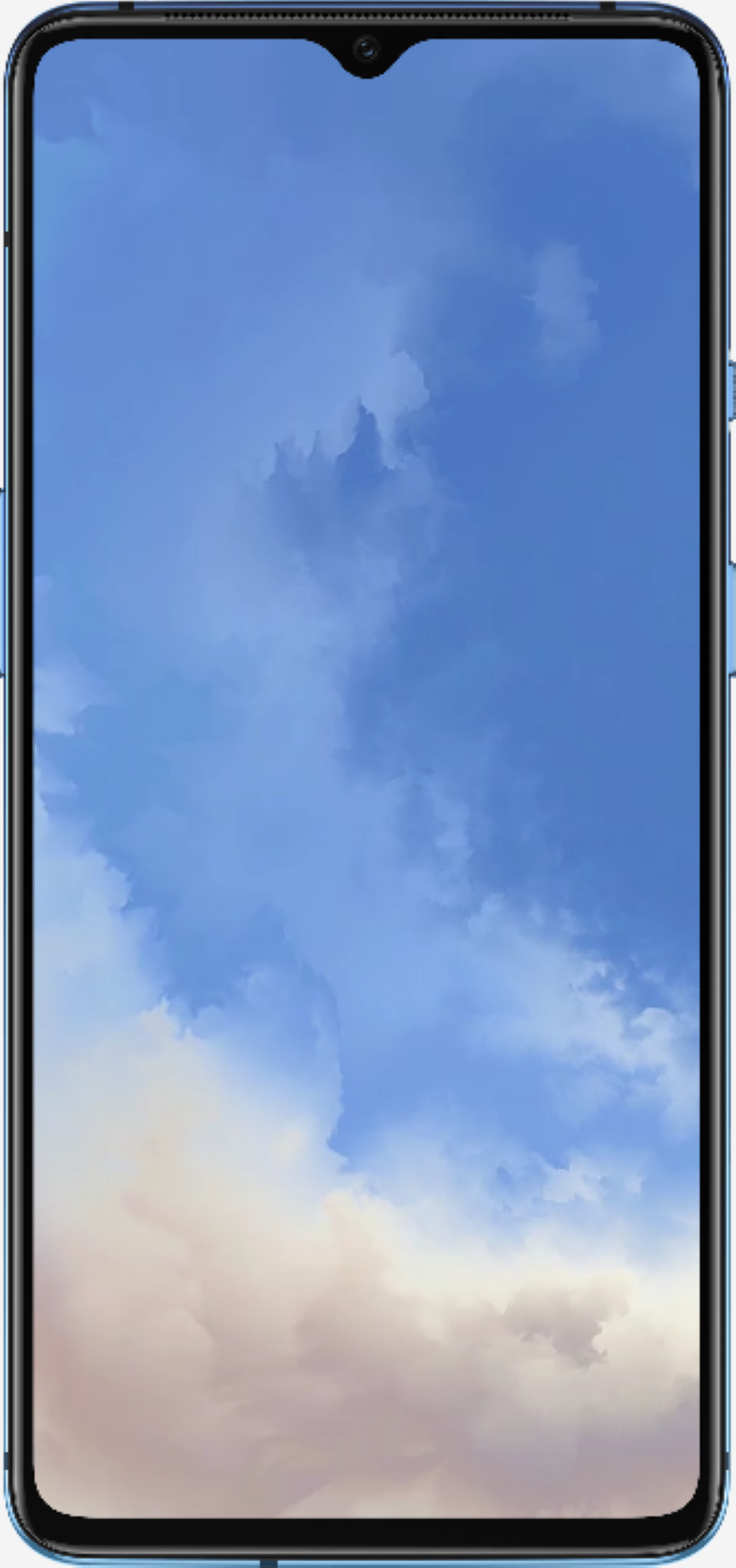 OnePlus 7T - 6.55-inch Fluid AMOLED Capacitive Touchscreen Display