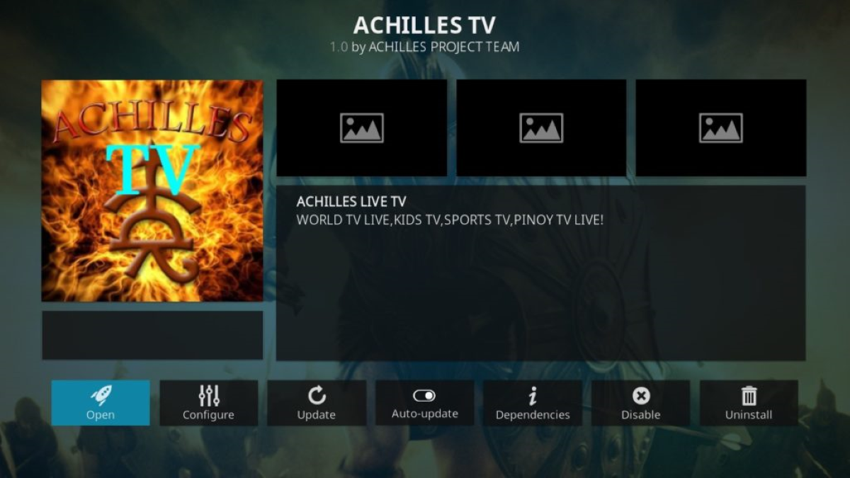 Achilles TV