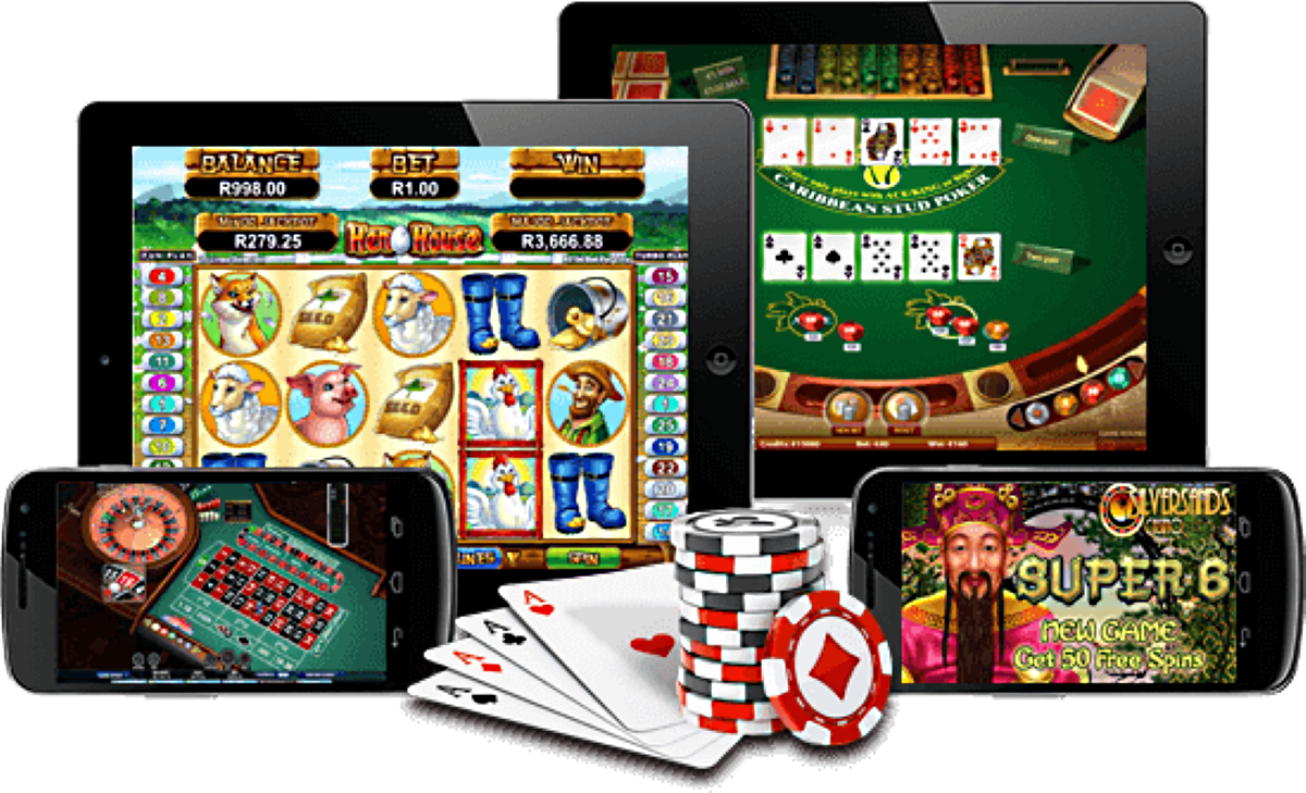 Digital Casino - Free-Play Casino Games / Slot Apps