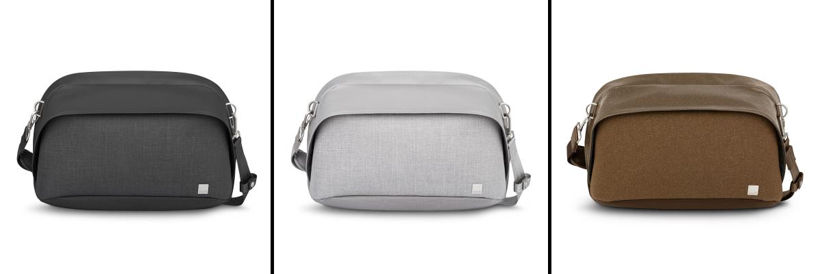 Moshi Tego Sling Pack Messenger Bag - 3 Different Color Models