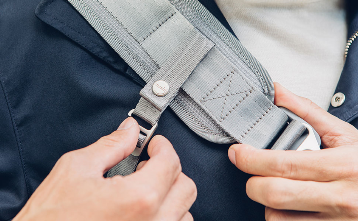 Moshi Tego Sling - ActiveStrap for added stability on the move