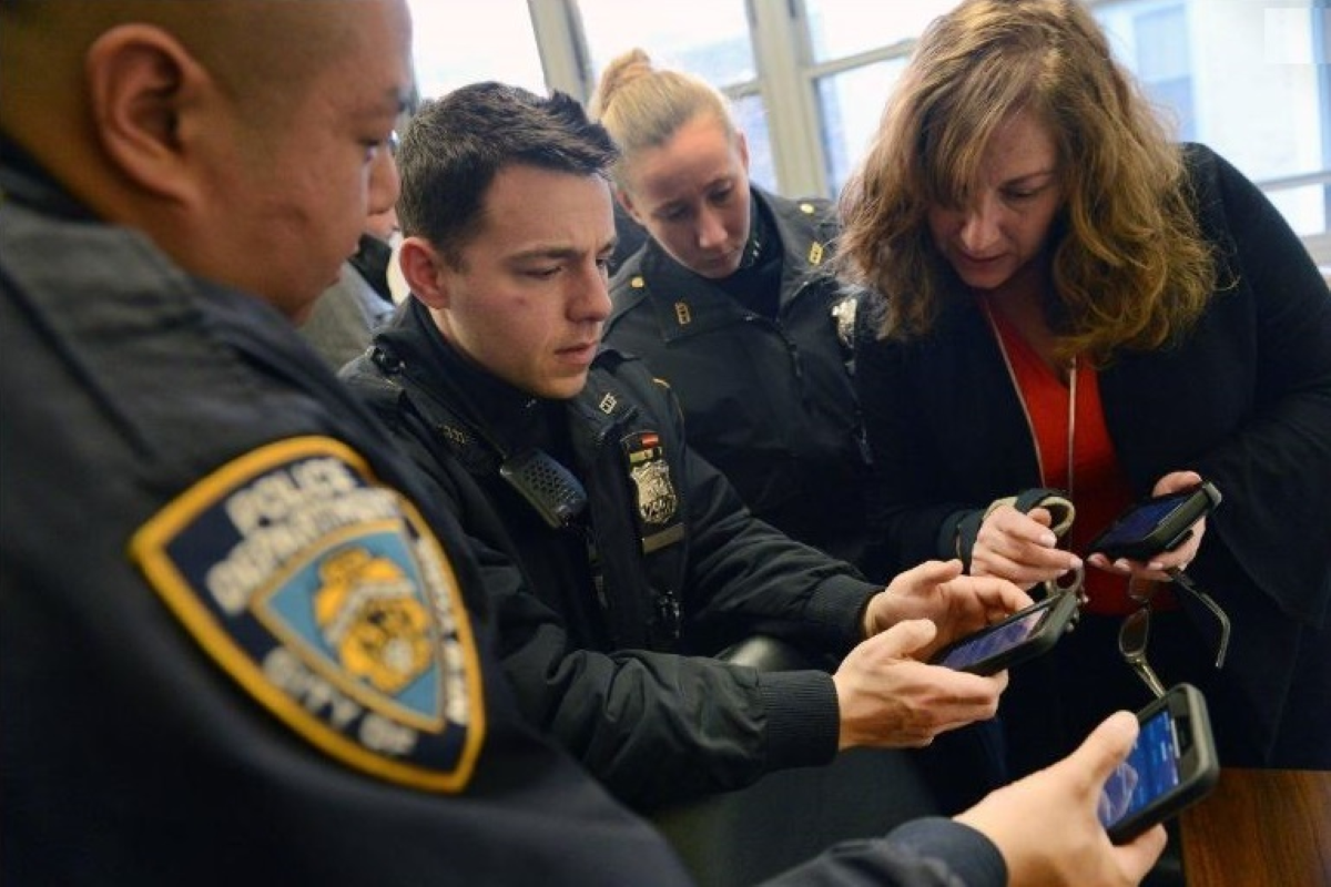 NYPD is replacing physical Memo Books for a new iPhone Memo App