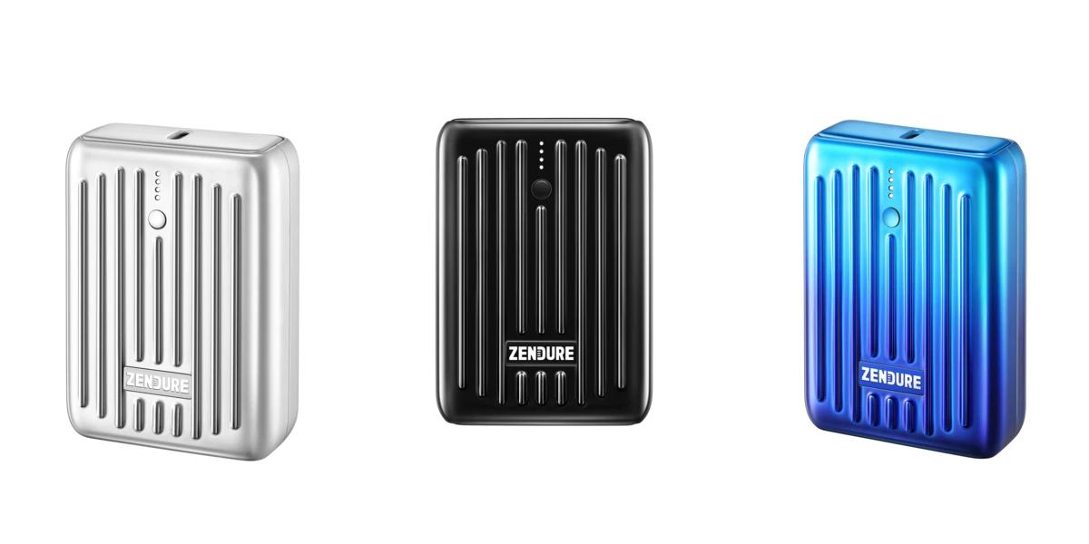 Zendure SuperMini - 3 Different Color Models
