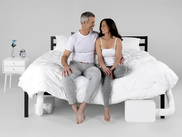 BedJet 3 Dual Zone Climate Comfort System for Couples