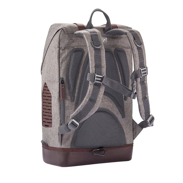 Equipped with a Sternum Strap for body support and high-quality Roll Top Buckles for comfort