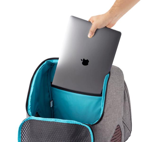 Inner Laptop Sleeve with Fleece Lining