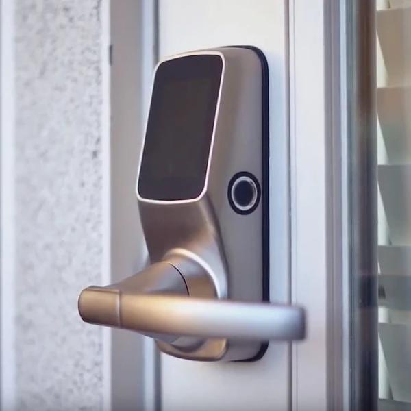 Lockly Secure Pro - 3D Fingerprint Sensor
