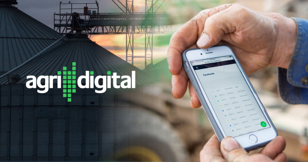 AgriDigital develops real-world solutions to real-world problems in the agriculture sector