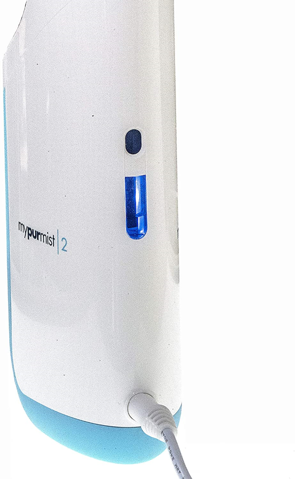 Mypurmist 2 - Designed to be used at home by connecting it to a wall plug