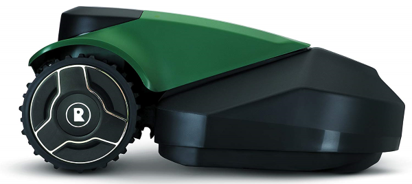 Designed to cut within small yard cutting paths - The unit can mow grass between 0.8 - 3.5 inches