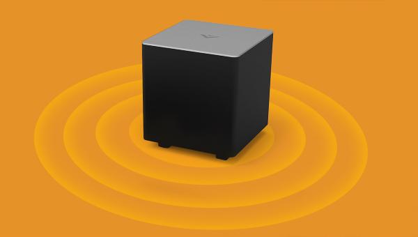 VIZIO 2.1 Sound Bar System - Bluetooth Wireless Sub-woofer