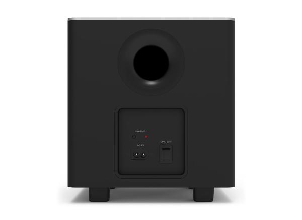 VIZIO 2.1 Sound Bar System - Bluetooth Wireless Sub-woofer's Connectivity Ports