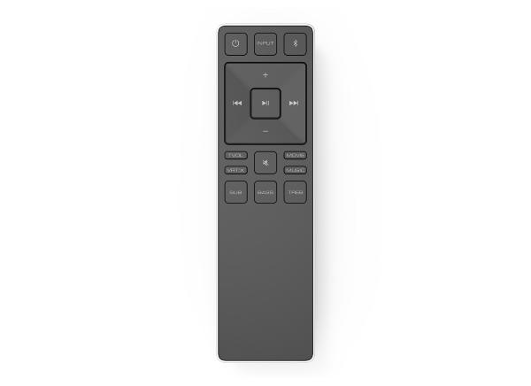 VIZIO 2.1 Sound Bar System - Remote Control