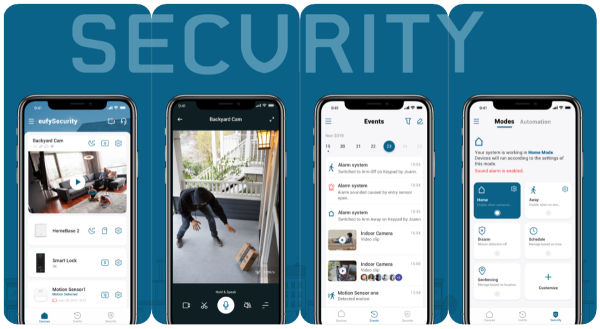 Eufy Security App