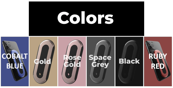 6 Different Color Models