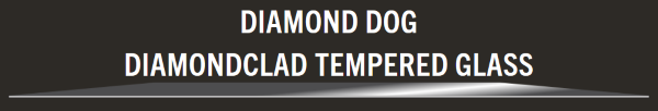 Diamond Dog Diamondclad Tempered Glass Screen Protector