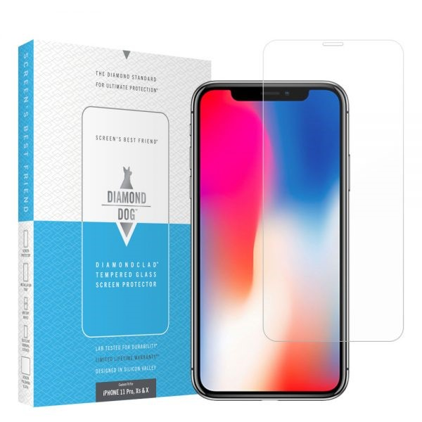 Diamond Dog Diamondclad Package (Model for the iPhone 11 Pro / iPhone Xs / iPhone X)