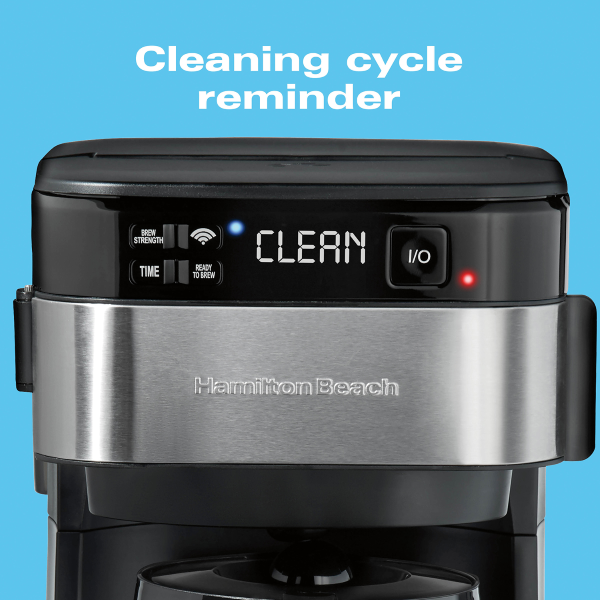 Smart Cleaning Cycle Reminder