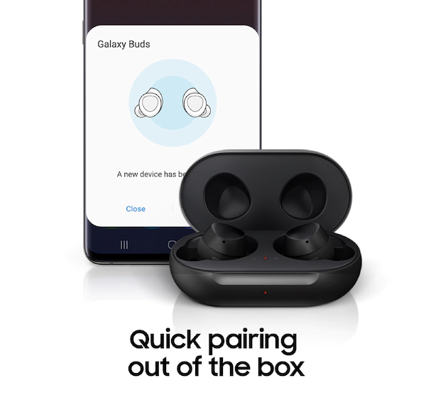 Quick and Easy Bluetooth Pairing