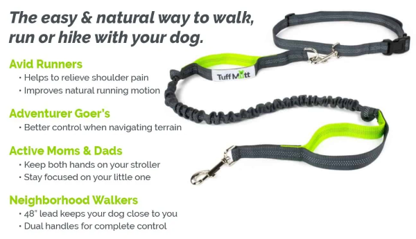 Main Benefits of using a Hands-Free Dog Leash System