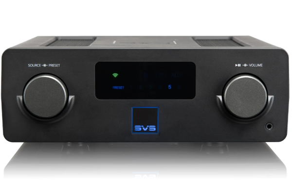 SVS Prime Wireless SoundBase - Features Wi-Fi, Bluetooth, and DTS Play-Fi Connectivity