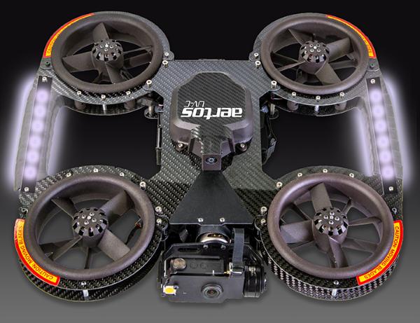 Aertos 120 UVC Drone