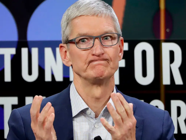 Apple current CEO, Tim Cook