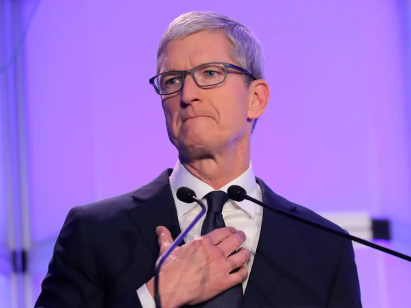 Apple's current CEO, Tim Cook