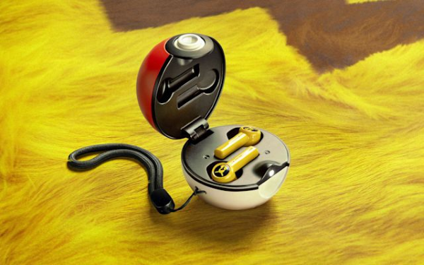 Pikachu True Wireless Headphones