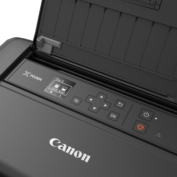 Canon Pixma TR150 Printer - Interface
