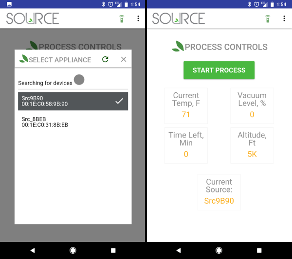 The Source App