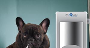 EyeVac Pet Touchless Vacuum