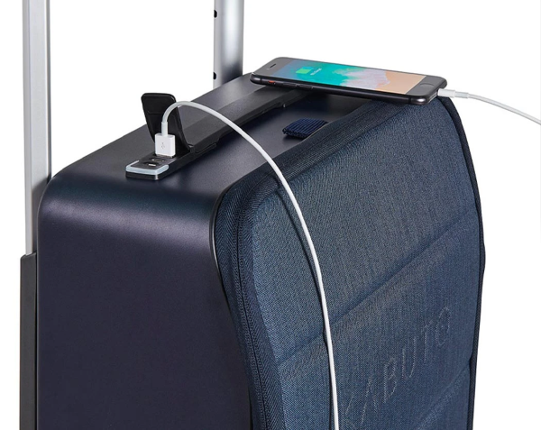 Equipped with a built-in 10000 mAh rechargeable and removable Li-Ion battery