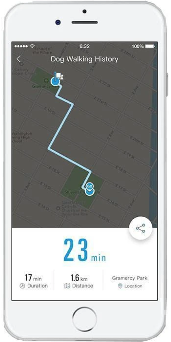 Activity Tracking & Route Monitoring