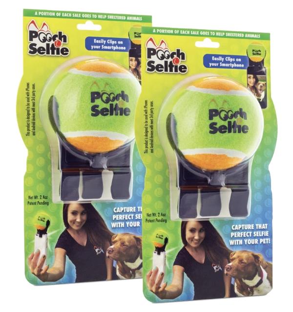 Pooch Selfie Twin Pack