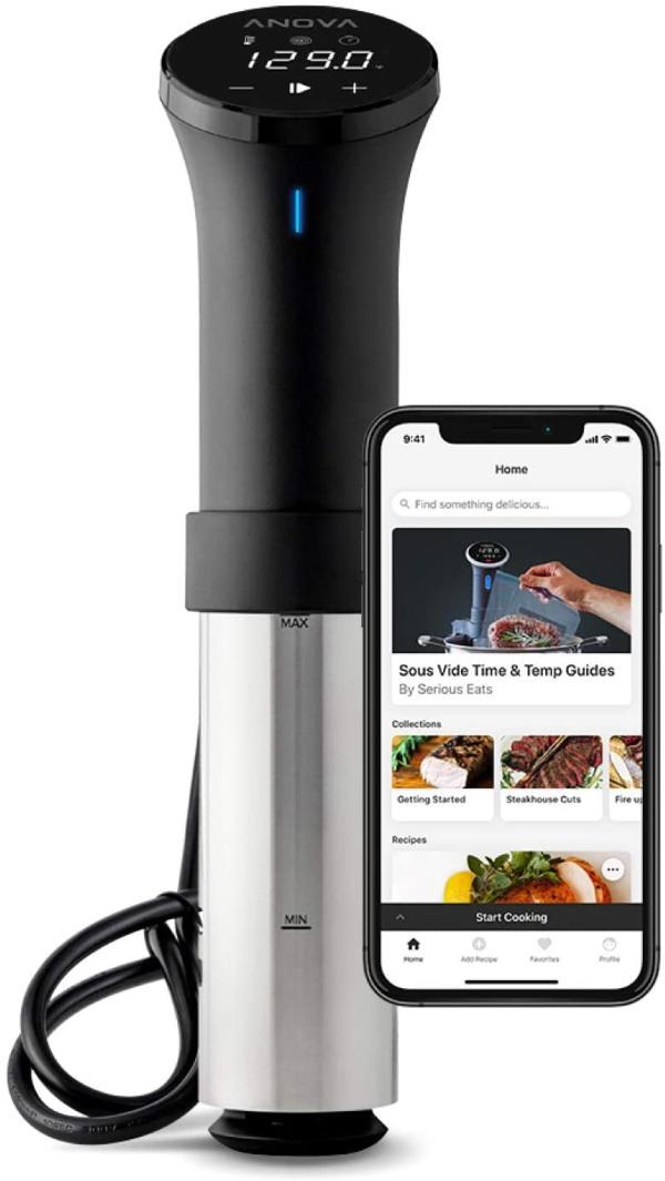 Anova Culinary Precision Cooker & Anova Culinary App