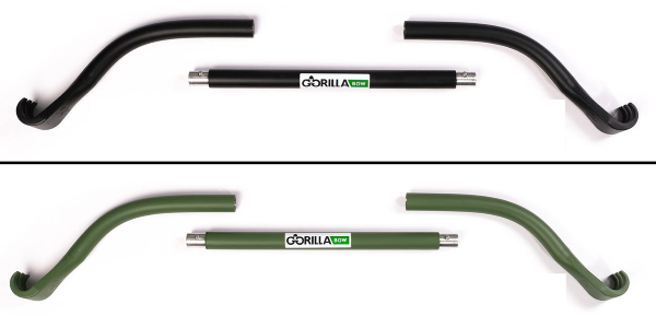 Gorilla Bow Travel - Available in 2 Different Color Models