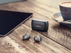 Jabra Elite 75t True Wireless Earbuds