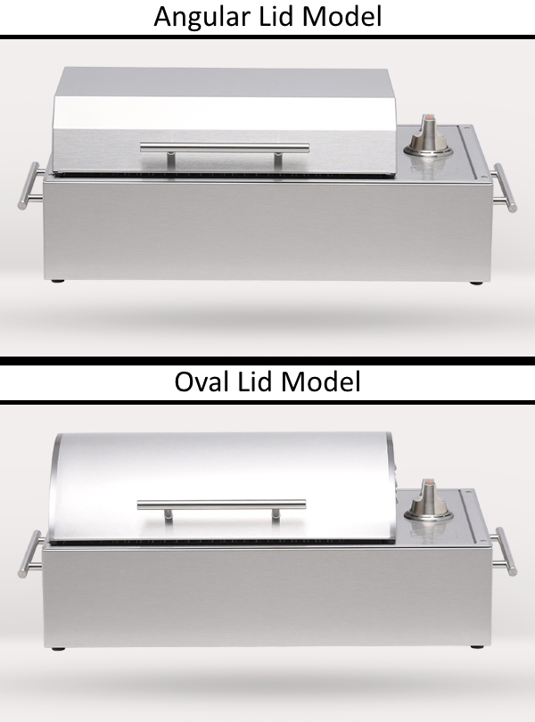 Kenyon City Grill - Available in 2 DIfferent Models