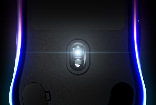 Rival 3's TrueMove Core Performance-Focused Optical Sensor