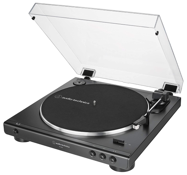 Audio-Technica AT-LP60X Turntable - Measurements