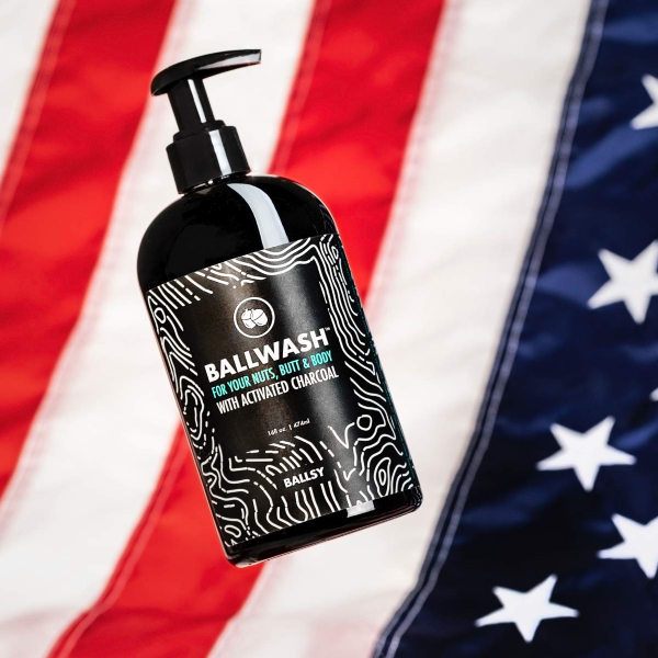 Proudly made in the USA - Free of any Sulfates, Parabens, Phthalates, and Synthetic Colors