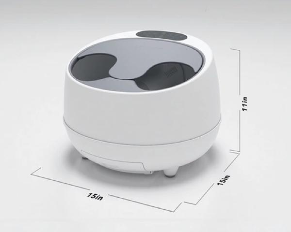 Naipo oFlexiSpa - Design & Measurements