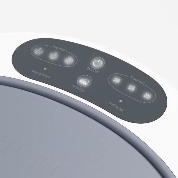 Naipo oFlexiSpa - Interface