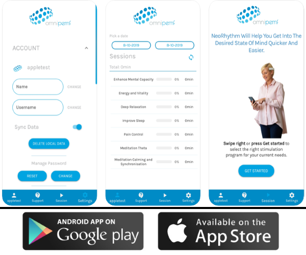 NeoRhythm App