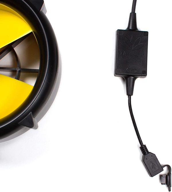 10-foot Charging Cable equipped with a USB Connector